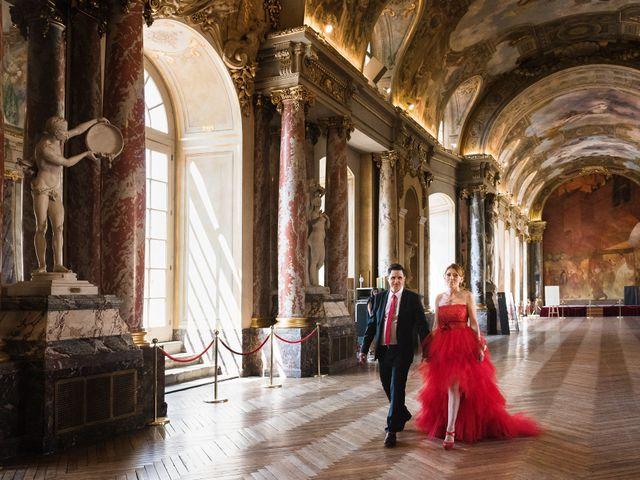 Le mariage de Guillaume et Fabienne à Cordes-Sur-Ciel, Tarn 7