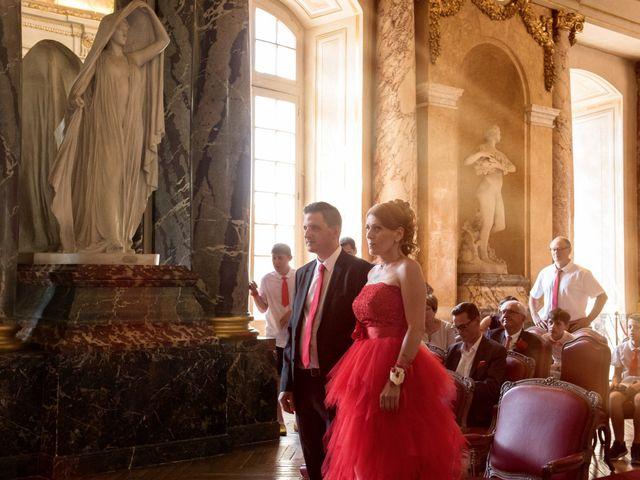 Le mariage de Guillaume et Fabienne à Cordes-Sur-Ciel, Tarn 8