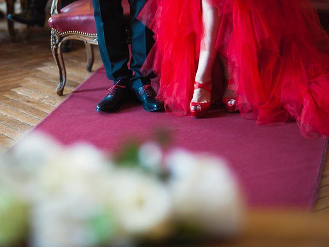 Le mariage de Guillaume et Fabienne à Cordes-Sur-Ciel, Tarn 9