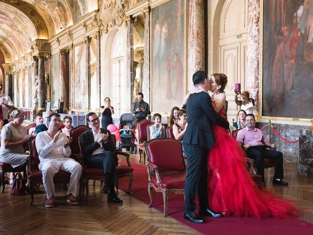 Le mariage de Guillaume et Fabienne à Cordes-Sur-Ciel, Tarn 10