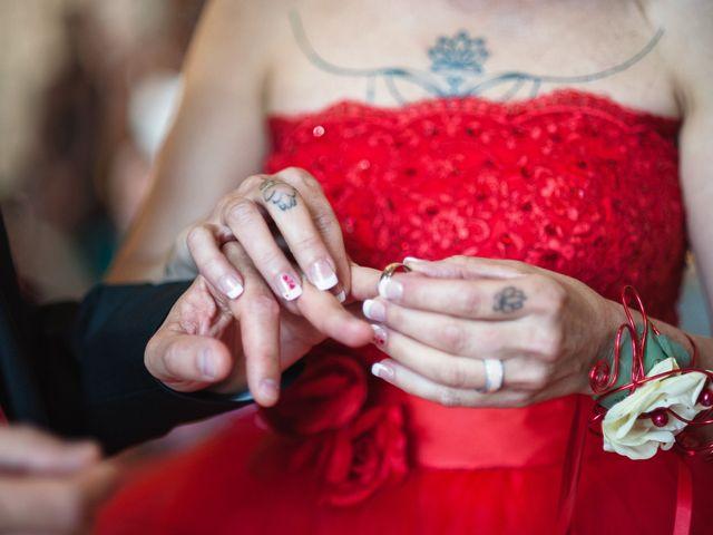 Le mariage de Guillaume et Fabienne à Cordes-Sur-Ciel, Tarn 12