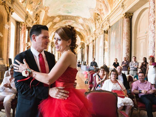 Le mariage de Guillaume et Fabienne à Cordes-Sur-Ciel, Tarn 13