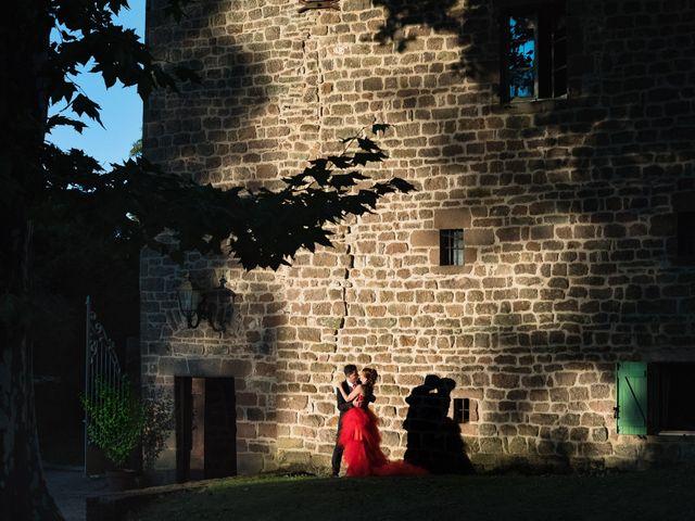 Le mariage de Guillaume et Fabienne à Cordes-Sur-Ciel, Tarn 15