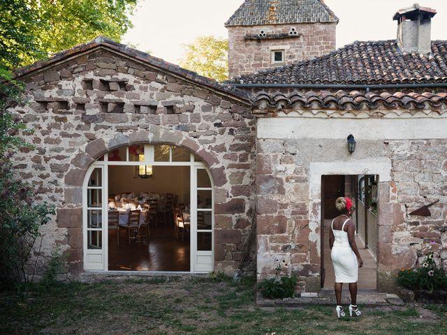 Le mariage de Guillaume et Fabienne à Cordes-Sur-Ciel, Tarn 17