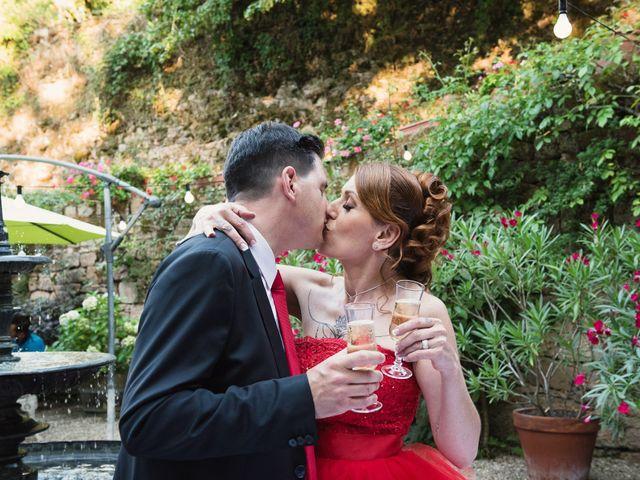 Le mariage de Guillaume et Fabienne à Cordes-Sur-Ciel, Tarn 19