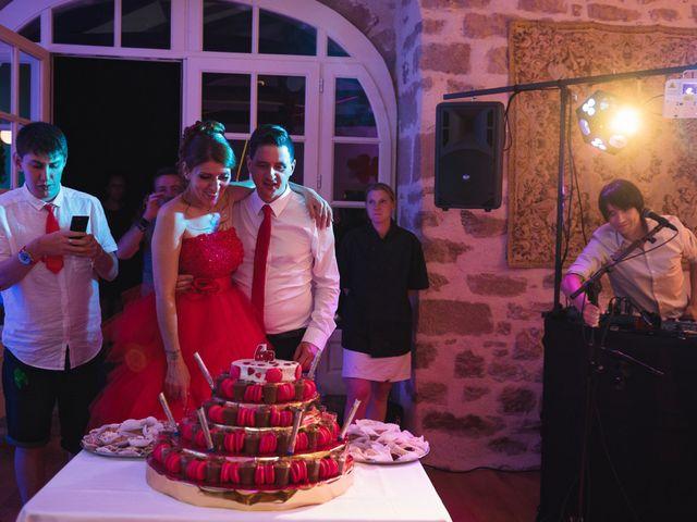 Le mariage de Guillaume et Fabienne à Cordes-Sur-Ciel, Tarn 25