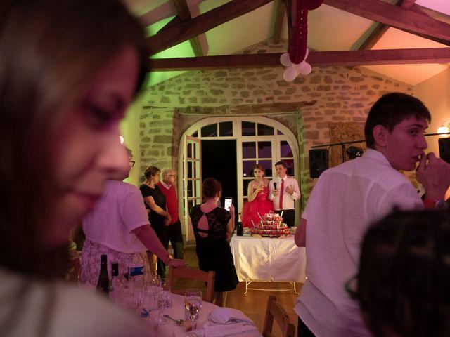 Le mariage de Guillaume et Fabienne à Cordes-Sur-Ciel, Tarn 26