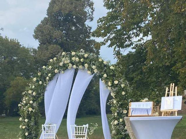 Le mariage de Kevin et Déborah à Sylvains-les-Moulins, Eure 1