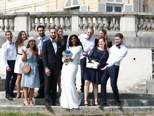 Le mariage de Kevin et Déborah à Sylvains-les-Moulins, Eure 16