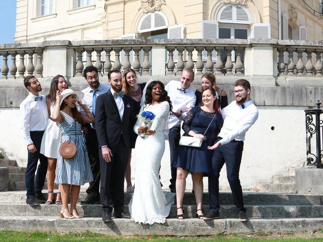 Le mariage de Kevin et Déborah à Sylvains-les-Moulins, Eure 17