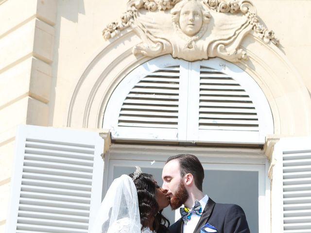 Le mariage de Kevin et Déborah à Sylvains-les-Moulins, Eure 20