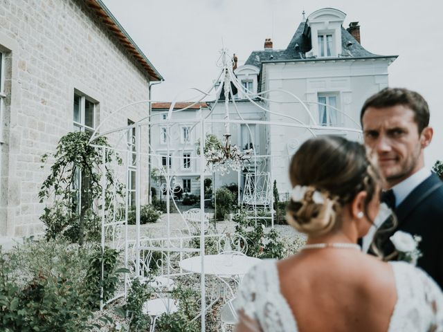 Le mariage de Flavien et Julia à Saint-Étienne, Loire 34