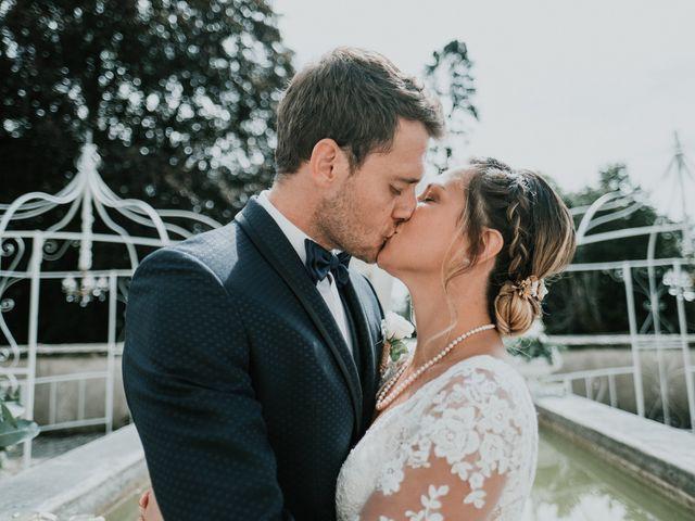Le mariage de Flavien et Julia à Saint-Étienne, Loire 35