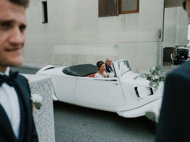 Le mariage de Flavien et Julia à Saint-Étienne, Loire 38