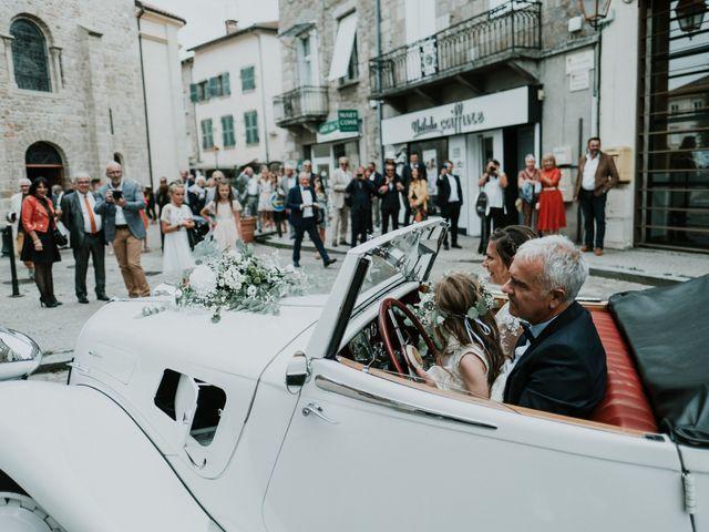 Le mariage de Flavien et Julia à Saint-Étienne, Loire 47