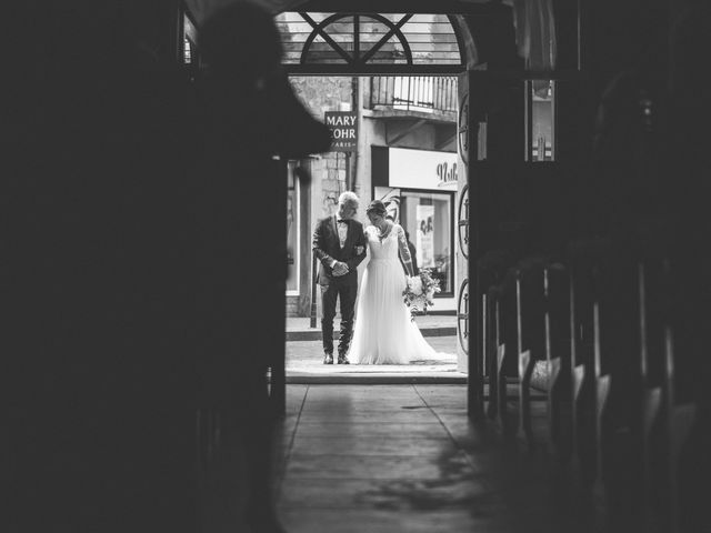 Le mariage de Flavien et Julia à Saint-Étienne, Loire 49