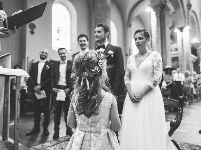 Le mariage de Flavien et Julia à Saint-Étienne, Loire 56