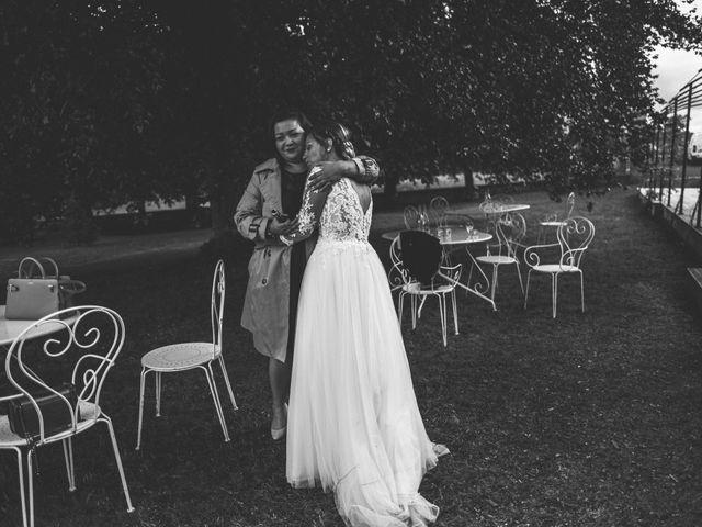 Le mariage de Flavien et Julia à Saint-Étienne, Loire 77