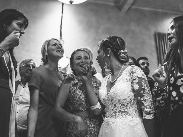 Le mariage de Flavien et Julia à Saint-Étienne, Loire 91