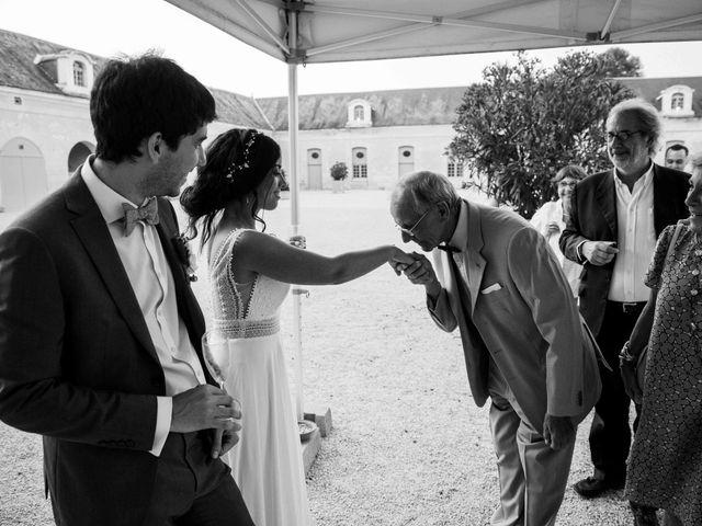 Le mariage de Arthur et Audrey à Ancy-le-Franc, Yonne 19