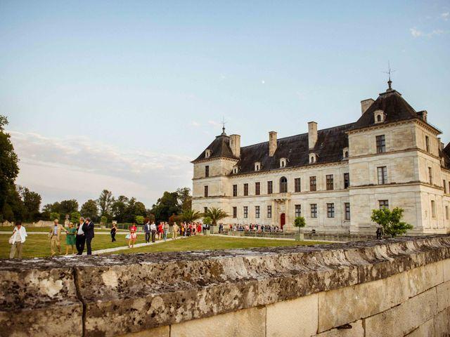 Le mariage de Arthur et Audrey à Ancy-le-Franc, Yonne 20