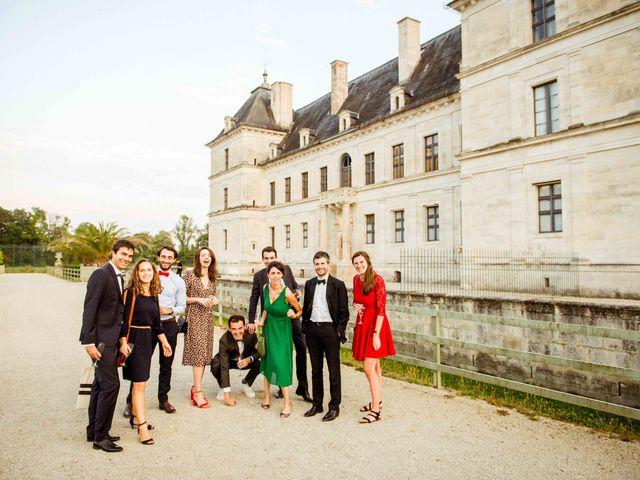Le mariage de Arthur et Audrey à Ancy-le-Franc, Yonne 21