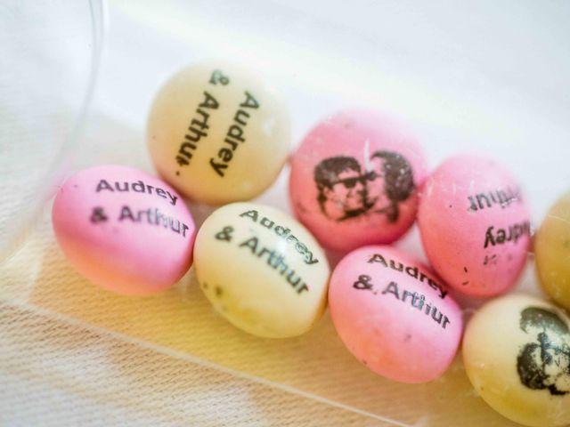 Le mariage de Arthur et Audrey à Ancy-le-Franc, Yonne 23