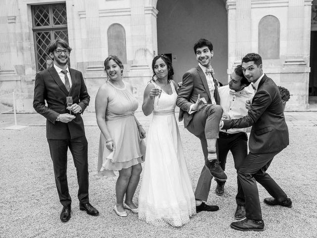 Le mariage de Arthur et Audrey à Ancy-le-Franc, Yonne 27