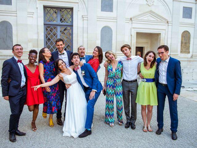 Le mariage de Arthur et Audrey à Ancy-le-Franc, Yonne 35