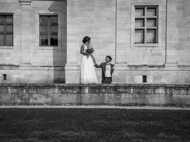 Le mariage de Arthur et Audrey à Ancy-le-Franc, Yonne 1