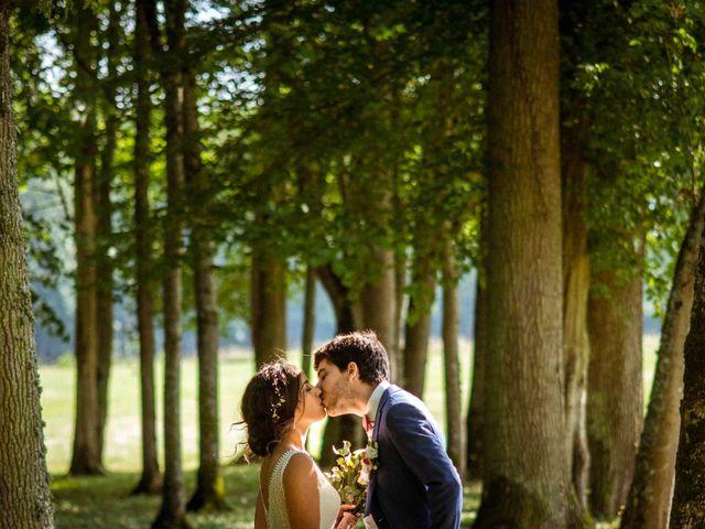 Le mariage de Arthur et Audrey à Ancy-le-Franc, Yonne 51