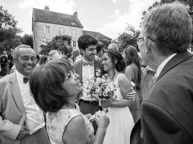 Le mariage de Arthur et Audrey à Ancy-le-Franc, Yonne 59