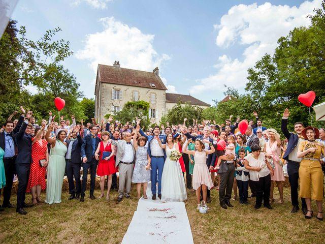 Le mariage de Arthur et Audrey à Ancy-le-Franc, Yonne 60