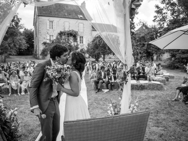 Le mariage de Arthur et Audrey à Ancy-le-Franc, Yonne 63