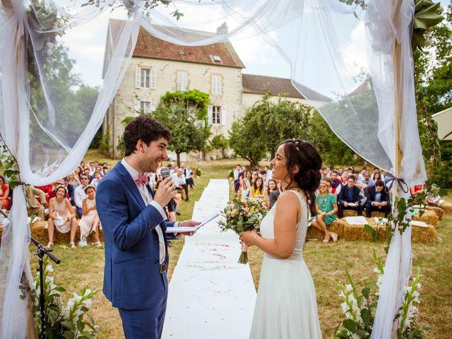 Le mariage de Arthur et Audrey à Ancy-le-Franc, Yonne 64