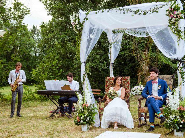 Le mariage de Arthur et Audrey à Ancy-le-Franc, Yonne 71