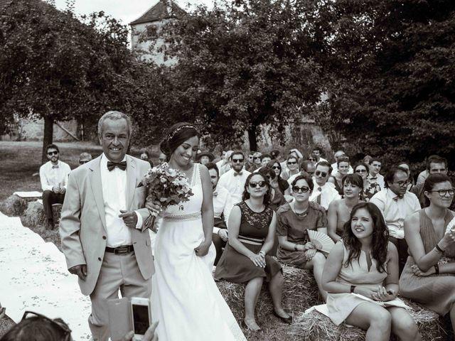 Le mariage de Arthur et Audrey à Ancy-le-Franc, Yonne 72