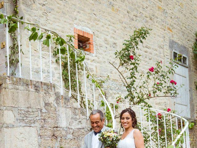 Le mariage de Arthur et Audrey à Ancy-le-Franc, Yonne 73