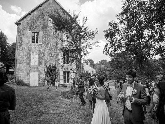 Le mariage de Arthur et Audrey à Ancy-le-Franc, Yonne 77