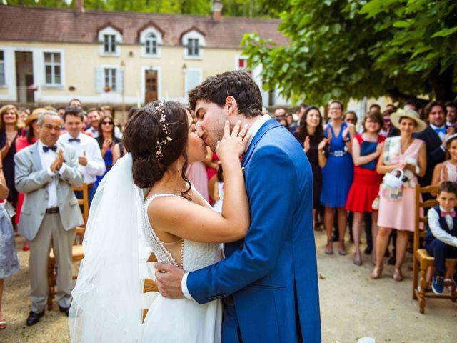 Le mariage de Arthur et Audrey à Ancy-le-Franc, Yonne 81
