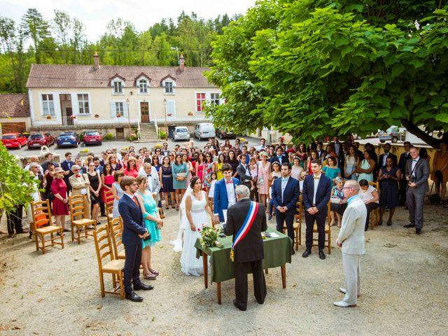 Le mariage de Arthur et Audrey à Ancy-le-Franc, Yonne 82