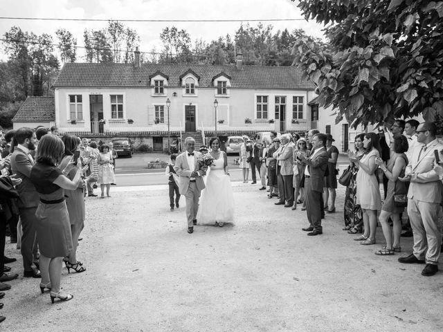 Le mariage de Arthur et Audrey à Ancy-le-Franc, Yonne 84
