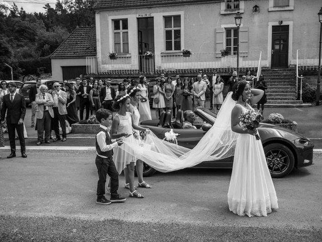 Le mariage de Arthur et Audrey à Ancy-le-Franc, Yonne 86