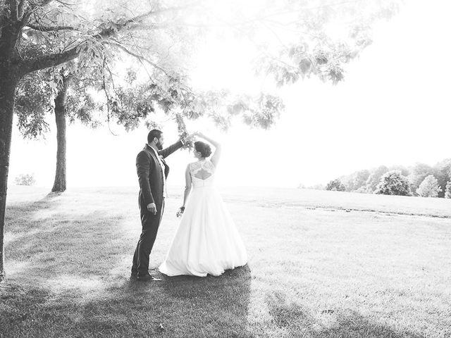 Le mariage de Julien et Céline à Longwy, Meurthe-et-Moselle 1
