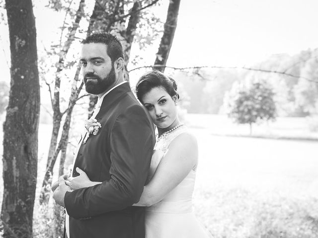 Le mariage de Julien et Céline à Longwy, Meurthe-et-Moselle 2