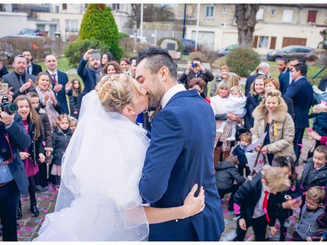 Le mariage de Nicolas et Julie à Dugny, Seine-Saint-Denis 3