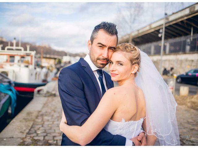 Le mariage de Nicolas et Julie à Dugny, Seine-Saint-Denis 6