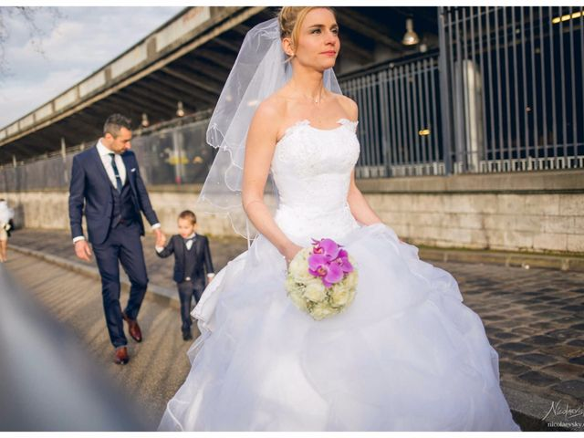 Le mariage de Nicolas et Julie à Dugny, Seine-Saint-Denis 8