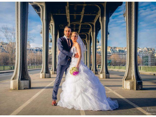 Le mariage de Nicolas et Julie à Dugny, Seine-Saint-Denis 9