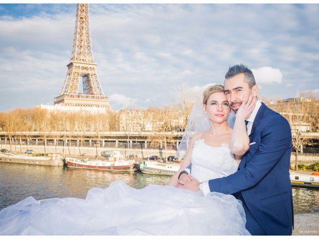 Le mariage de Nicolas et Julie à Dugny, Seine-Saint-Denis 12